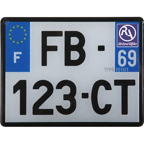 feu vert plaque immatriculation plaque immatriculation moto alu 170 x 130 mm d 233 partement 31 feu vert