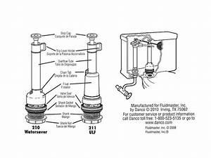 Toilet Flush Valve Seal Replacement