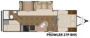 prowler floor plans smiths fal tom pirie motors rv sales
