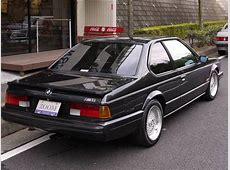 BMW M6 E24 on BBS RS in Japan JDMEUROcom