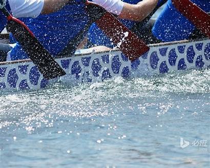 Dragon Festival Boat Traditional Chinese Customs 10wallpaper