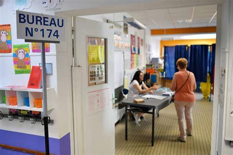 bureau de vote nantes législatives à nantes des électeurs divisés au