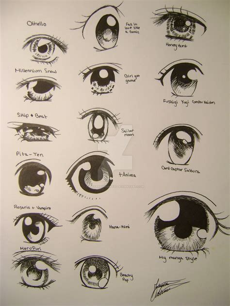 Best Drawing Anime Eyes Ideas And Images On Bing Find What You
