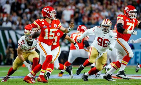 The Kansas City Chiefs Are Super Bowl Champions The