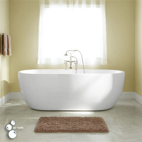 Acrylic Tubs For Sale by 56 Quot Boyce Freestanding Acrylic Tub Master Bath Acrylic