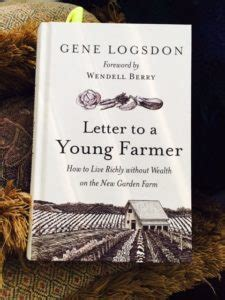letters to a young therapist sustainable landscape design contractor supplies amp services 23398 | letter to a young farmer gene logsdon 225x300
