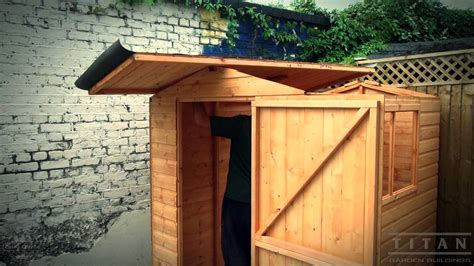 shed up how to put up a garden shed