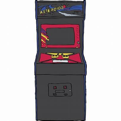 Games Arcade Screen Classic Fun