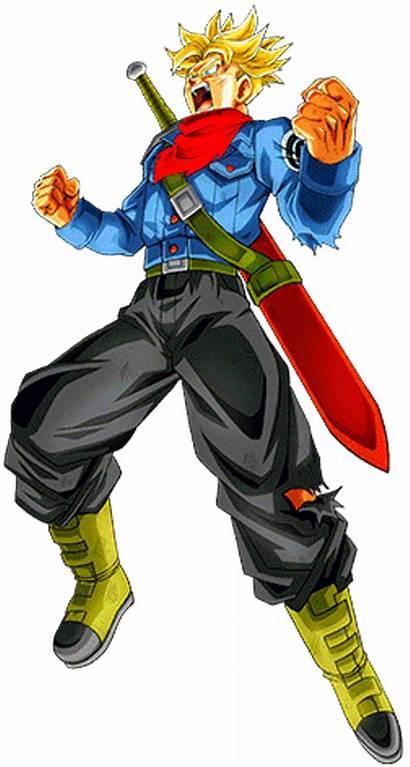 Trunks Dbs Future Saiyan Super Furious Deviantart