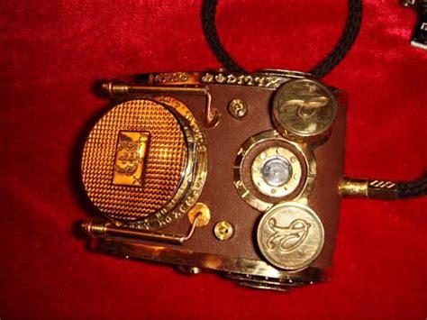 ultra cool steampunk pc mouse gadgetsin