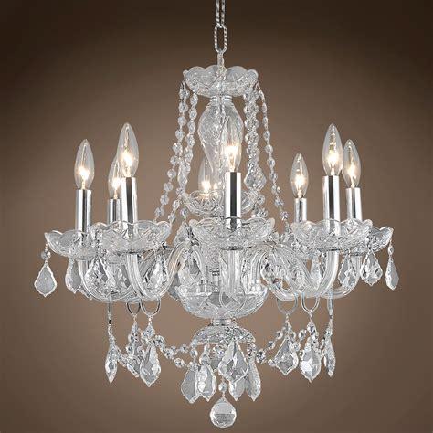 chandelier lighting joshua marshal 701337 design 8 light 20