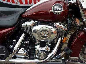 2008 Harley Davidson Road King Flhrc Six Speed