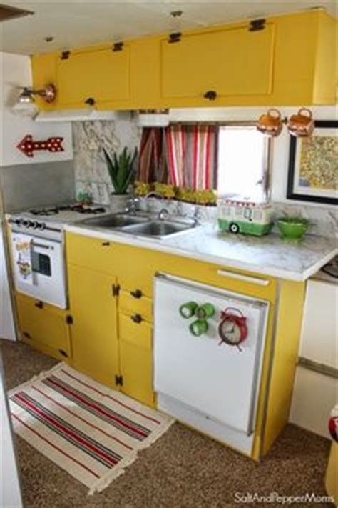 measurements of kitchen cabinets fully restored 1967 jet vintage travel trailer 13 7413