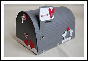Boite Aux Lettres Americaine : tutoriel mail box saint valentin femme2decotv ~ Dailycaller-alerts.com Idées de Décoration