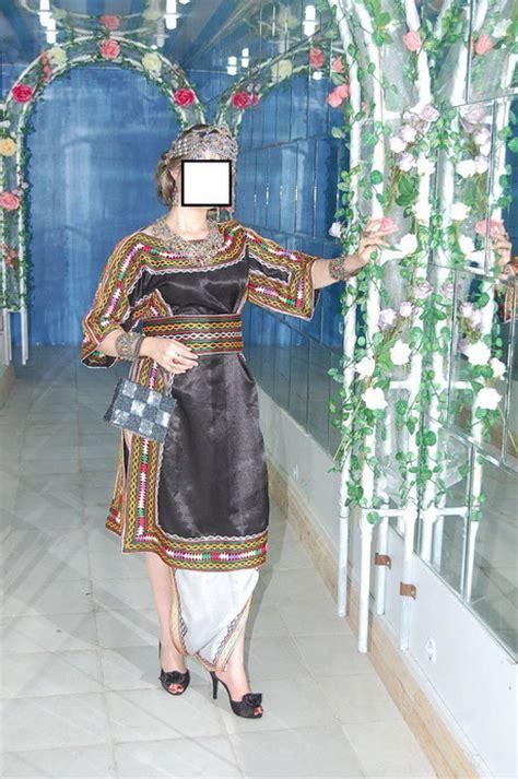 les robes kabyles moderne 2014