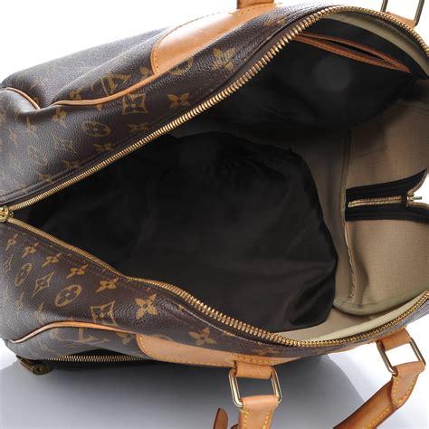 louis vuitton monogram evasion sports bag  fashionphile