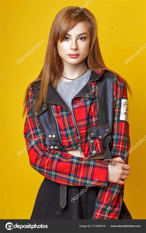 Asian Girls In Plaid Skirts