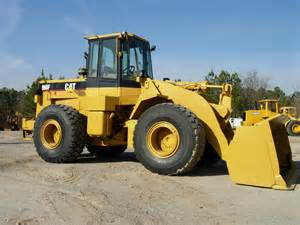 cat loader wheel loaders
