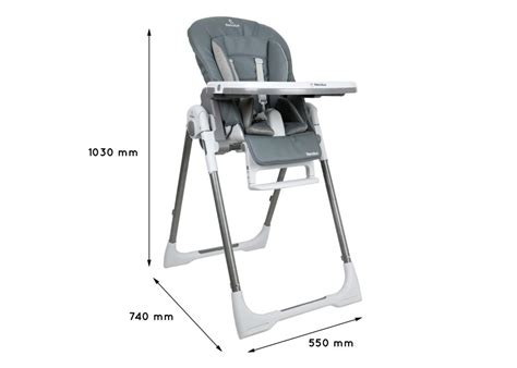 reducteur chaise haute highchair with baby reducer bébévision griffin renolux