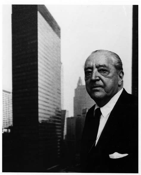 Ludwig Mies Van Der Rohe · Architecture & Design Visual