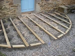Support Terrasse Bois : deuxtroistrucs terrasse en bois ~ Premium-room.com Idées de Décoration
