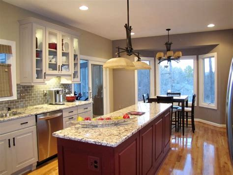 local kitchen designers gray cabinets southern kitchen remodel 3833