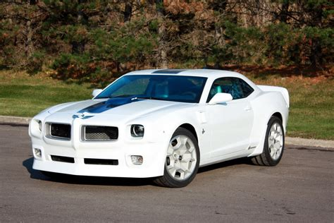 New Pontiac Trans Am by Lingenfelter Reveals New Camaro Based Pontiac Trans Am Concept