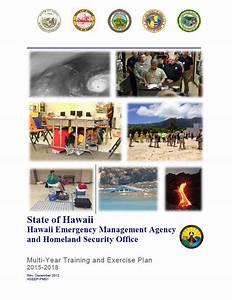 Hawaii Emergency Management Agency | 2015-multi-year ...