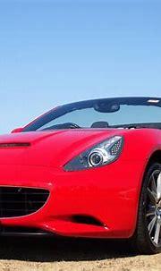 ferrari, California, Convertible, Supercars, Cars ...