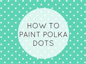 Pro Tips: How to Paint Polka Dots Plaid Online