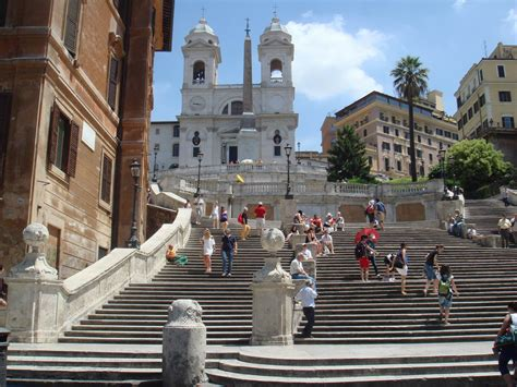 spanish steps travel hd wallpapers