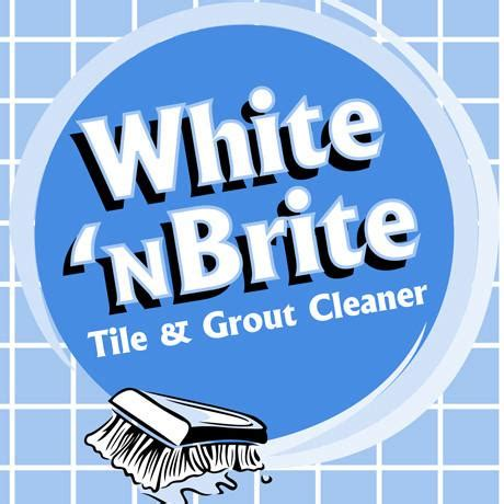 white n brite tile and grout cleaner whitening grout