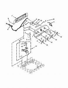 Whirlpool Wtw4800bq1 Washer Parts
