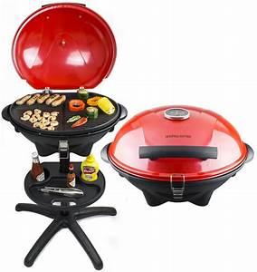 Petit Barbecue Électrique : atouts et limites d un barbecue lectrique maison ~ Farleysfitness.com Idées de Décoration