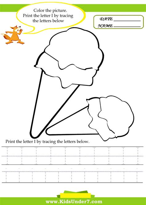 single letter tracing worksheets 1000 ideas about letter