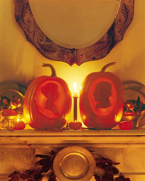 Scary Decorations For - indoor decorations martha stewart