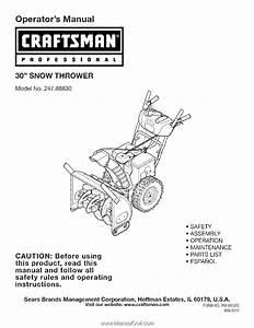 Craftsman 88830