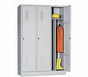 Armoire Garde Robe Mtallique 1 2 3 Portes Brand New Office