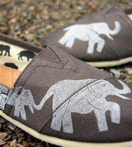 Toms Elephant Shoes