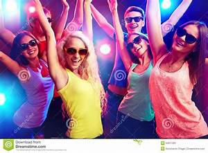 Young People At Party. Stock Image - Image: 34917281