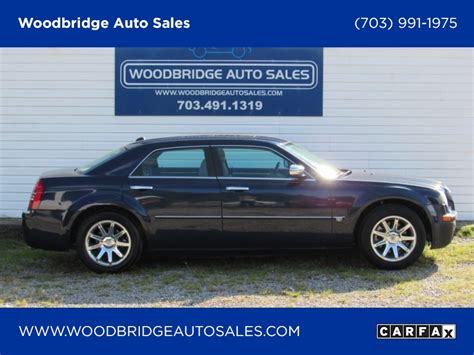 Chrysler 300 Dealership by 2005 Chrysler 300 4dr Sdn 300c Woodbridge Auto Sales