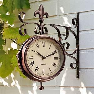 Pro Idee Garten : garten uhr thermometer old york von g rtner p tschke ~ Watch28wear.com Haus und Dekorationen