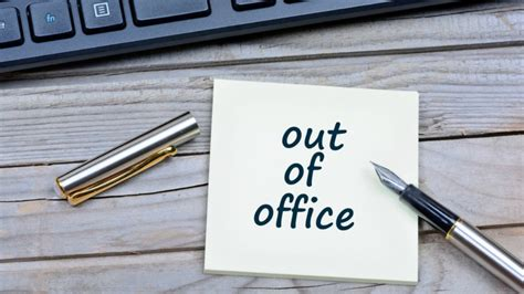 Out Of Office by How To Set An Out Of Office Message On A Smartphone