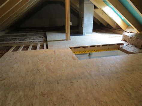 osb platten verlegen dachboden bauen mit weton massivhaus erfahrungen mit weton