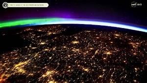 NASA releases stunning video of Aurora Borealis, Aurora ...