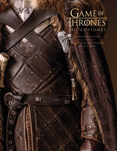 game  thrones  costumes  official book  season   season   michele clapton