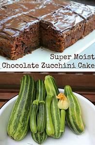 Super Moist Chocolate Zucchini Cake One Hundred Dollars