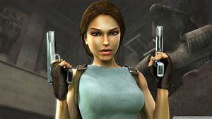 Download Tomb Raider Anniversary Lara Croft Wallpaper ...