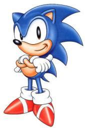 Kid Sonic the Hedgehog