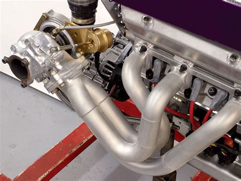 Buick 215 Crate Engine by A Turbo Buick V6 Engine By Ta Performance Rod